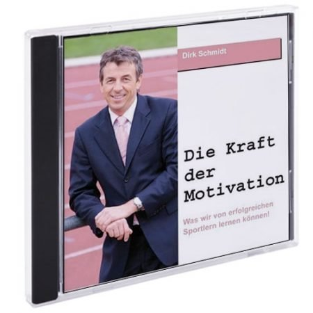Die Kraft der Motivation CD
