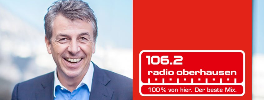 Motivationstrainer Radio Oberhausen